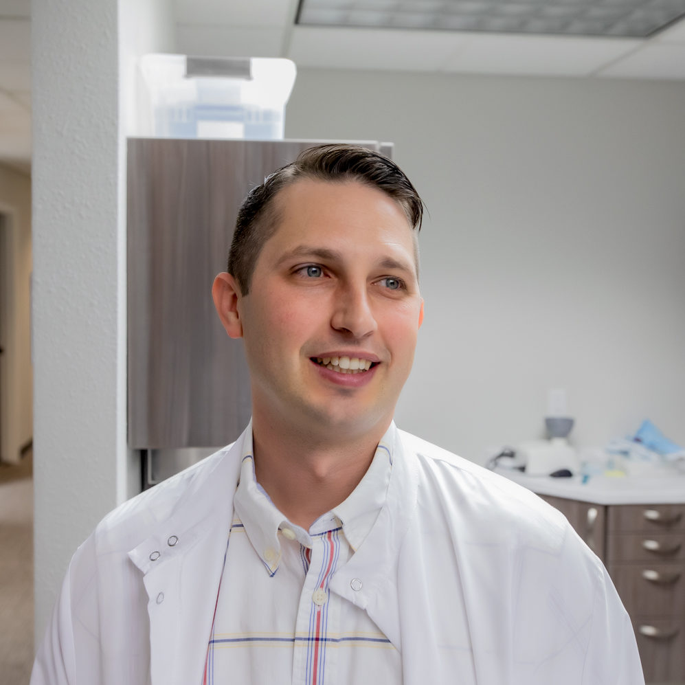 Dr. Wes Karlson from West Richland Family Dental